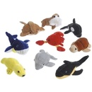 U.S. Toy HL76 Plush Sea Animals