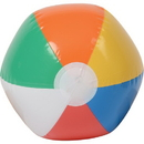 U.S. Toy IN168 Inflatable Beach Balls / 8 inch