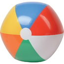 U.S. Toy IN173 Beachball Inflates / 15 Inch
