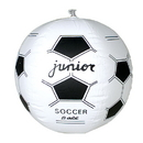 U.S. Toy IN20 Soccer Ball Inflates