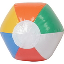 U.S. Toy IN324 Beach Ball Inflate - 5 in.