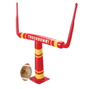 U.S. Toy IN341 Inflatable Football Goal W / Ball