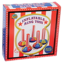 U.S. Toy IN395 Inflatable Ring Toss Game