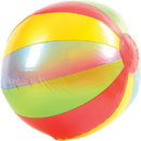 U.S. Toy IN410 12 Panel Beach Ball / 9 inch inflated