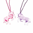 U.S. Toy JA743 Princess Unicorn Necklaces
