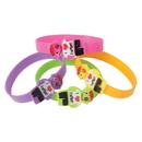 U.S. Toy JA803 Zombie Zeke Silicone Bracelets