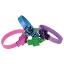 U.S. Toy JA806 Robot Silicone Bracelets