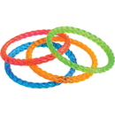 U.S. Toy JA817 Neon Bangles / 12-pc