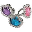 U.S. Toy JA834 Princess Tiara Rings