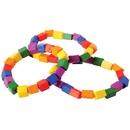 U.S. Toy JA840 Block Mania Bead Bracelets