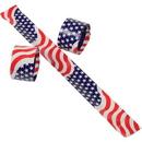 U.S. Toy JA852 Patriotic Slap Bracelets / 6-pcs