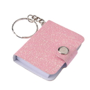 US TOY KC387 Mini Glitter Notebook Key chains