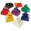 U.S. Toy KD21-14 School Spirit Metal Cowbells Assorted Colors