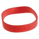 U.S. Toy KD22-04 Red Rubber Spirit Bracelets