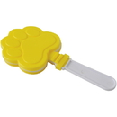U.S. Toy KD46-08 Pawprint Clappers - Yellow