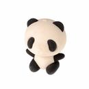 U.S. Toy LM182 Panda Erasers / 6-Pc