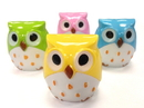 U.S. Toy LM204 Owl Pencil Sharpeners