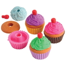 U.S. Toy LM208 Cupcake Erasers