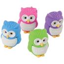 U.S. Toy LM225 Owl Erasers