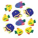 U.S. Toy LM53 Mini Fish Erasers