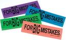 U.S. Toy LM74 Jumbo Erasers
