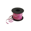 U.S. Toy LT211 Pink Zebra Print Curling Ribbon