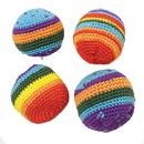 U.S. Toy MU222 Rainbow Kickballs