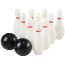 U.S. Toy MU529 Toy Bowling Set / 12 Pcs