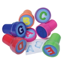 US TOY MU777 Alphabet Stampers - 26 Pieces