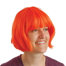 U.S. Toy MX167-09 Orange Mod Costume Wig