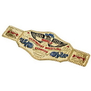 U.S. Toy MX277 World Wrestling Champ Belt