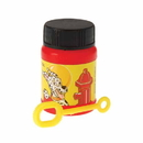 U.S. Toy MX318 Firefighter Mini Bubbles / 24-Bx