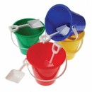 US TOY MX351 Pail And Shovel Sets, 5 Inch