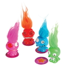 U.S. Toy MX427 Zombie Shoulder Partners - 4 Pieces
