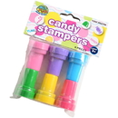 US TOY MX468 Candy Stampers, 6-pc