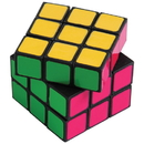 US TOY MX473 Neon Puzzle Cubes