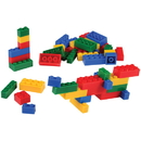 U.S. Toy MX492 Block Mania Bricks / 50-pcs.