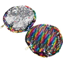 U.S. Toy MX539 Rainbow Sequins Coin Purse