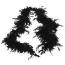 U.S. Toy MX76-01 Black Feather Boa