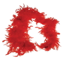 U.S. Toy MX76-04 Red Feather Boa