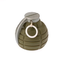 U.S. Toy MX97 Pull String Vibrating Grenades