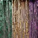 U.S. Toy OD359 Hanging Mardi Gras Curtain