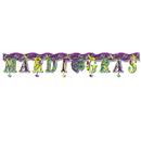 U.S. Toy OD372 Mardi Gras Banner