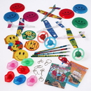 US TOY SA17 Small Carnival Prize Assortment - 100 pcs