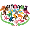 U.S. Toy SA77 Small Stuffed Animal Assortment / 24 Pcs