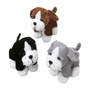 U.S. Toy SB369 Sitting Dogs Stuffed Animals