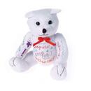 U.S. Toy SB419 Plush Autograph Teddy Bear