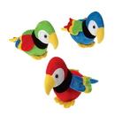 U.S. Toy SB475 Plush Parrots