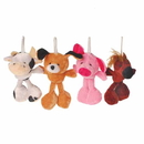 U.S. Toy SB610 Plush Mini Floppy Leg Farm Animals
