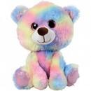 U.S. Toy SB681 Rainbow Glitter Eyes Bear